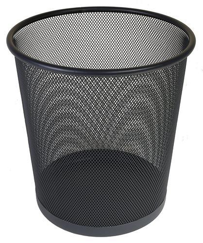 OSCO Wiremesh Waste Bin 30 cm Graphite