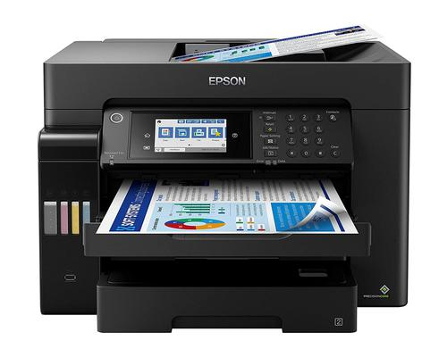 EcoTank ET 16650 Inkjet A3 Plus Printer