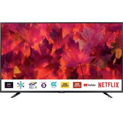 65in 4K UHD Smart LED TV 3xHDMI 3xUSB
