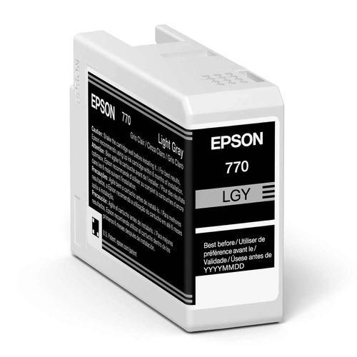 Epson Light Grey T46S9 Pro10 Ink Cart 25Ml