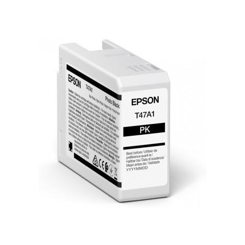 Epson Photo Black T47A1 Pro10 Ink C 50Ml