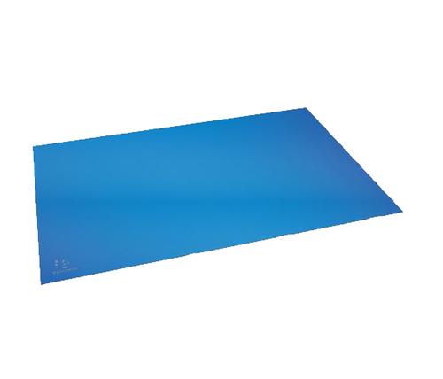 Exacompta CleanSafe Deskmate 59x39cm Blue