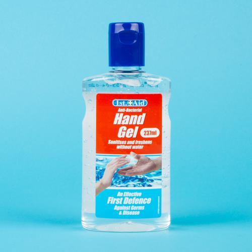 1st Aid Sanitiser Hand Sanitiser 237ml PK24