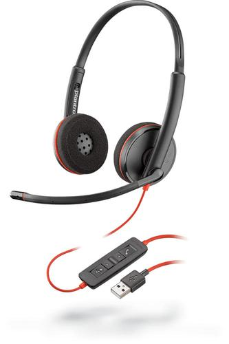 Poly Blackwire C3220 USB A Headset
