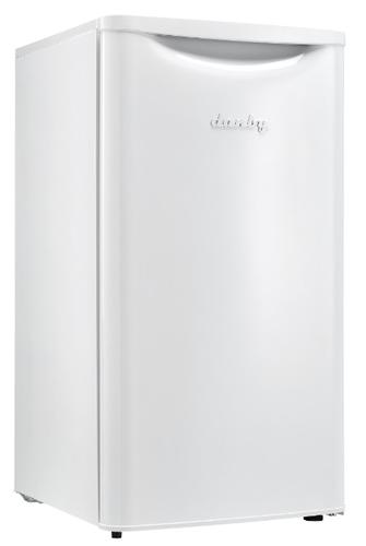 Danby 91 Litre Fridge Freezer White