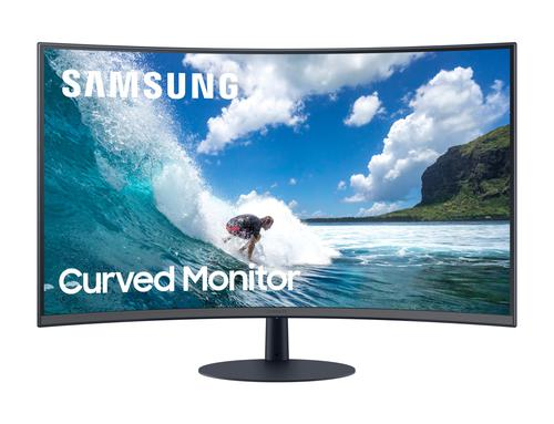 Samsung C24T550 24in Curve FHD Monitor