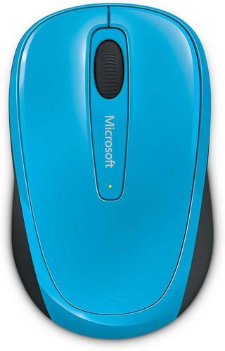 Wireless Mobile Mouse 3500 Cyan Blue