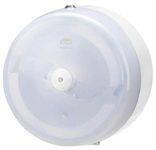 Tork 472022 SmartOne T8 Toilet Roll Dispenser White