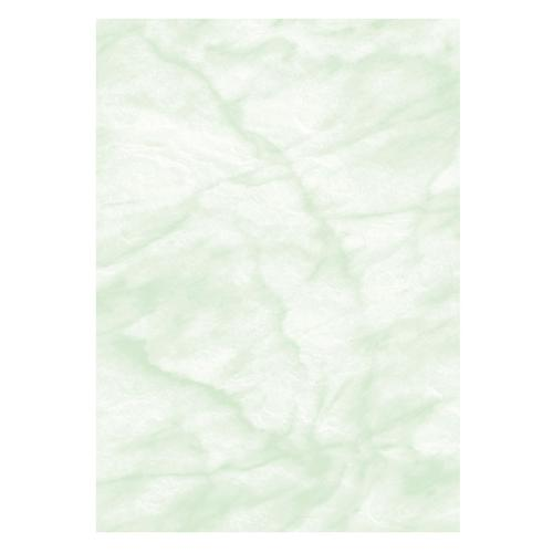 Computer Craft Marble Paper A4 90gsm Green (Pack 100)