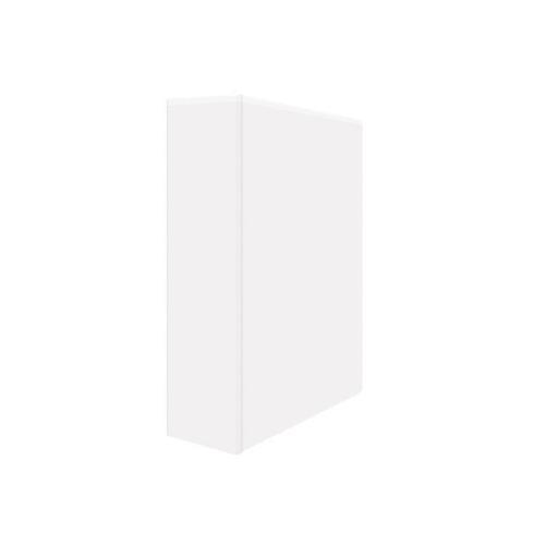 ValueX Presentation Ring Binder Polypropylene 4 D-Ring A4 65mm Rings White (Pack 10)