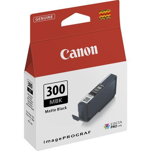 Canon 4192C001 PFI300MBlack MATTE Black