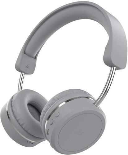 Metro X Bluetooth Headphones Grey