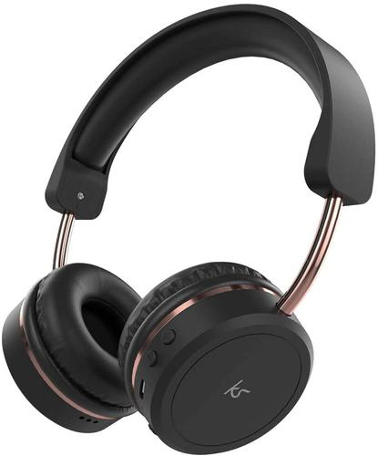 Metro X Bluetooth Headphones Black