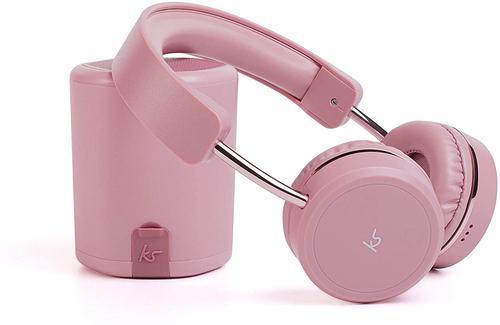 Hive 2o and MetroX Bluetooth Bundle Pink
