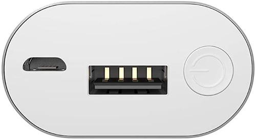 Power Bank Premium LiIon 6000 mAh Silver