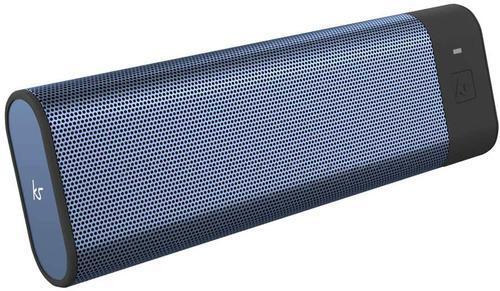BoomBar Plus Bluetooth Speaker Met Blue