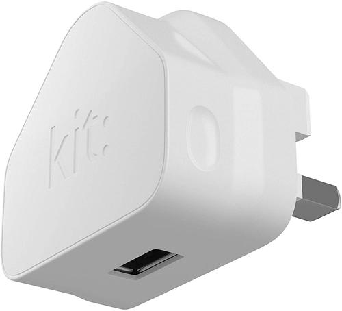 KIT Mains Charger USB A Port 2.1A White