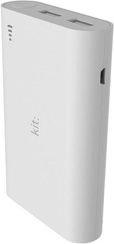 KIT Power Bank 6000 mAh White