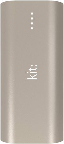 KIT Power Bank Li Ion 6000 mAh Gold