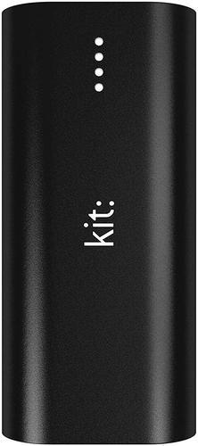 KIT Power Bank Li Ion 6000 mAh Black