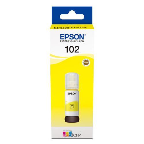 EPSON 103 ECOTANK YELLOW INK CART