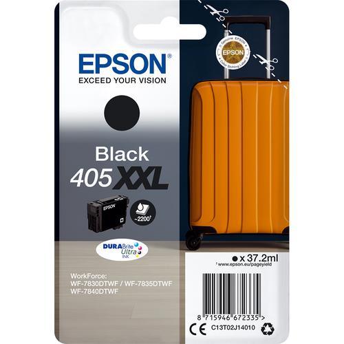 EPSON 405XXL BLACK INK CART 37.2ML