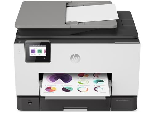 HP Officejet Pro 9022 Wireless Inkjet Colour Multifunction Printer Print Scan Copy Fax