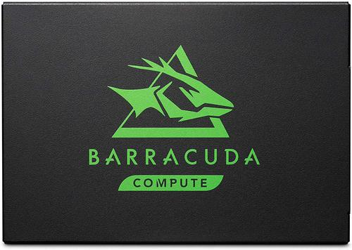 SSD Int 500GB BarraCuda 120 SATA 2.5in