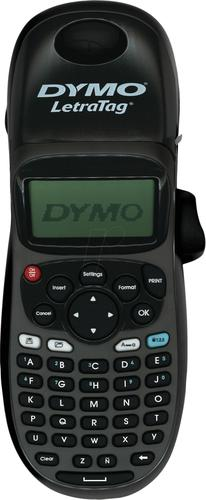 DYMO Letratag Black Special Edition