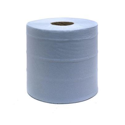 Value Centre Feed Roll Blue 2 ply Pack 6