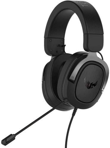 ASUS TUF Gaming H3 Gun Metal USB Headset