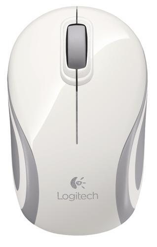 M187 White RF Wireless 1000 DPI Mouse