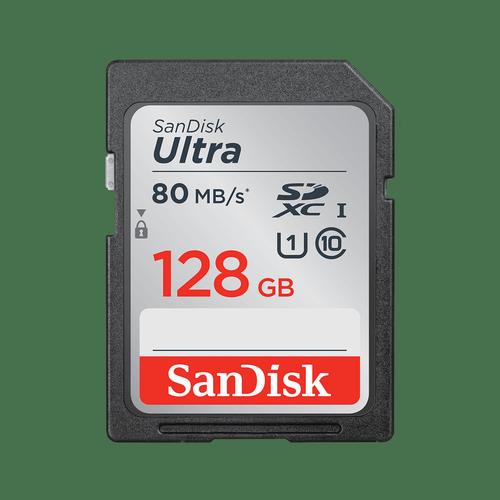 128GB Ultra SDUNR CL10 MicroSDHC 1000Mbs
