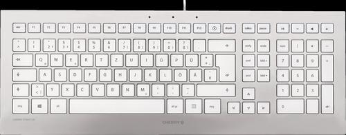 Strait 3.0 USB QWERTZ German Keyboard