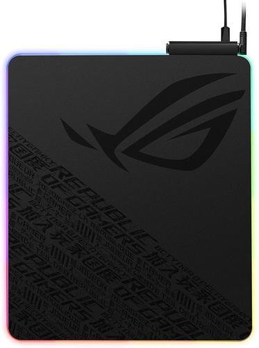 ROG Balteus Qi Black Gaming Mouse Pad