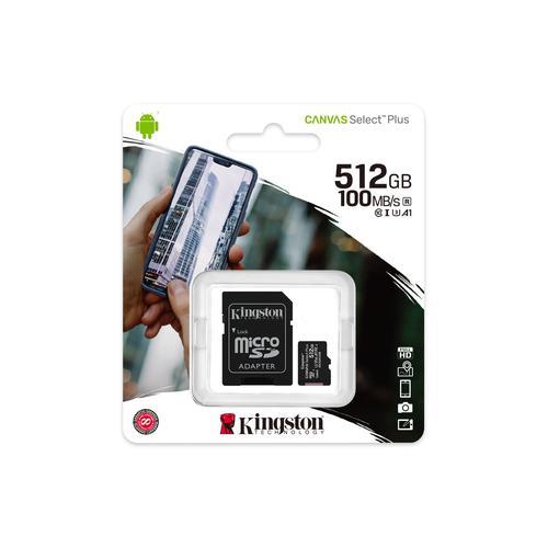 512GB Canvas Select Plus MicroSDXC AD