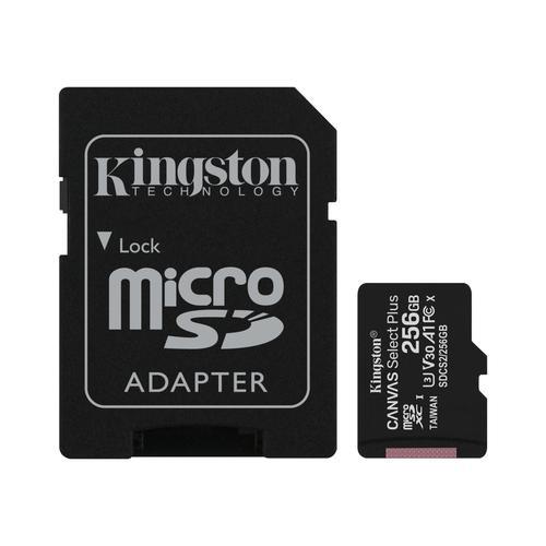 256GB Canvas Select Plus MicroSDXC AD