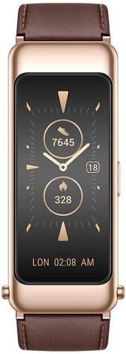 TalkBand B6 Smart Watch Mocha Brown