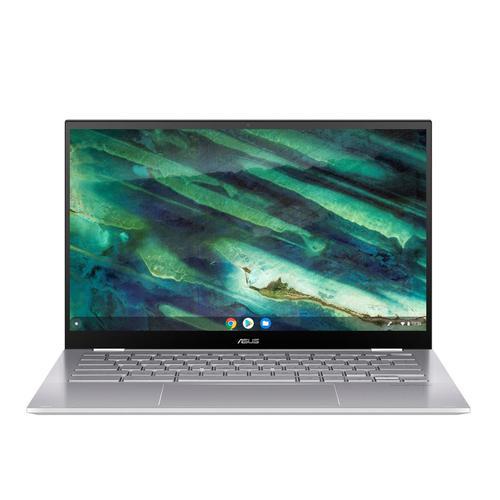 ASUS Flip C436FA E10240 14 Inch Full HD Touchscreen Core i7 10510U 16GB 512GB SSD Convertible Google Chrome OS Chromebook