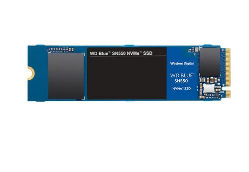 500GB Blue SN550 PCIe NAND M.2 Int SSD
