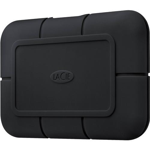 2TB Rugged Pro TB3 USB 3.1 Ext SSD Black