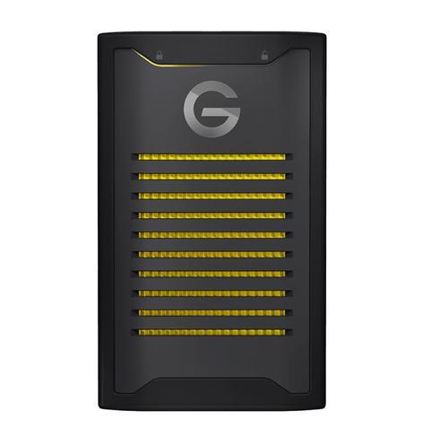 2TB ArmorLock Encrypted USB C Ext SSD