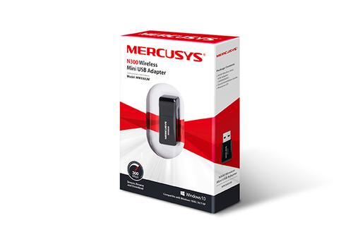 Mercusys N300 Wireless Mini USB Adapter Wireless Network Adapters 8MEMW300UM