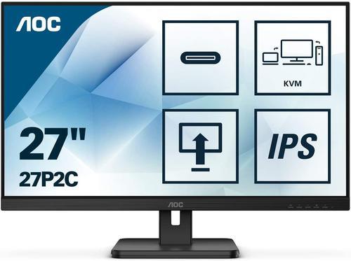 AOC 27P2C 27 INCH IPS FHD HDMI Monitor