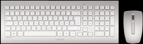 DW 8000 Wireless German Keyboard Combo