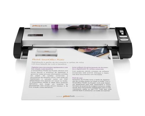 Plustek Mobile Office D430 Scanner