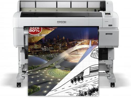 Epson SCT5200D A0 Large Format Printer