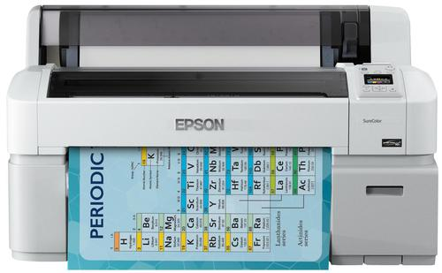 Epson SCT3200 A1 LFP Printer No Stand