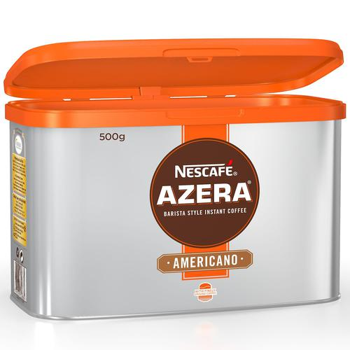 Nescafe Azera 500g Barista Style Coffee (Pack 3) with a FREE Welcome Back to Work Box