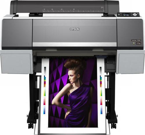 Epson SCP7000 Violet 24in LFP Printer
